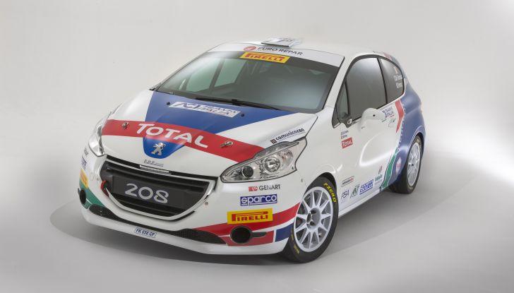 Rally del Ciocco – Peugeot è pronta a difendere i titoli conquistati - Foto 2 di 3