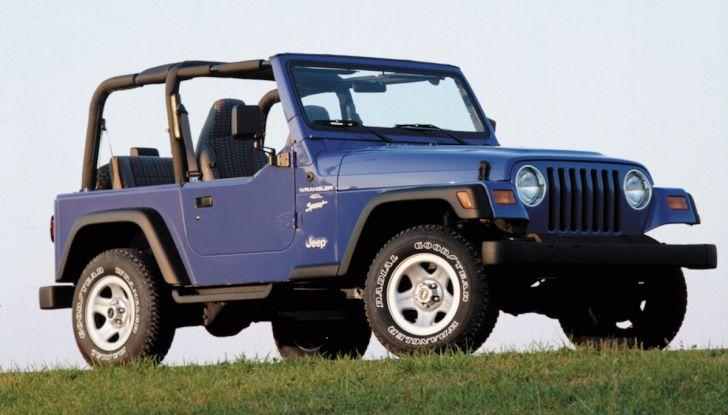 La storia di Jeep: l'icona del fuoristrada Since 1941 e oltre - Foto 10 di 18