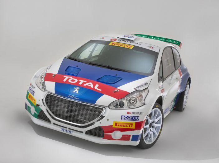 Rally del Ciocco – Peugeot è pronta a difendere i titoli conquistati - Foto 3 di 3