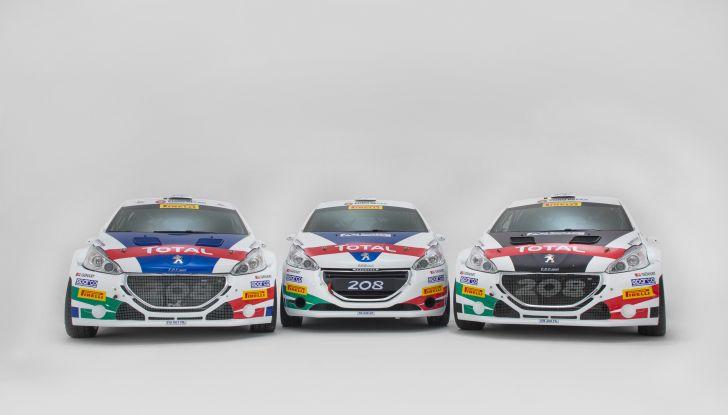 Rally del Ciocco – Peugeot è pronta a difendere i titoli conquistati - Foto 1 di 3