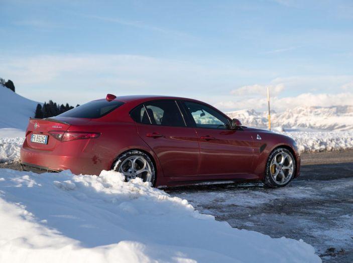L'Alfa Romeo Giulia Coupé potrebbe vedere la luce nel 2019 - Foto 7 di 48