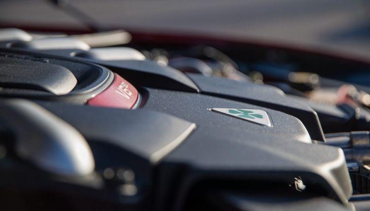 Alfa Romeo Giulia Coupè, 650 cavalli con l'ibrido di derivazione F1 - Foto 18 di 48