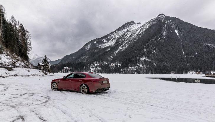 L'Alfa Romeo Giulia Coupé potrebbe vedere la luce nel 2019 - Foto 19 di 48