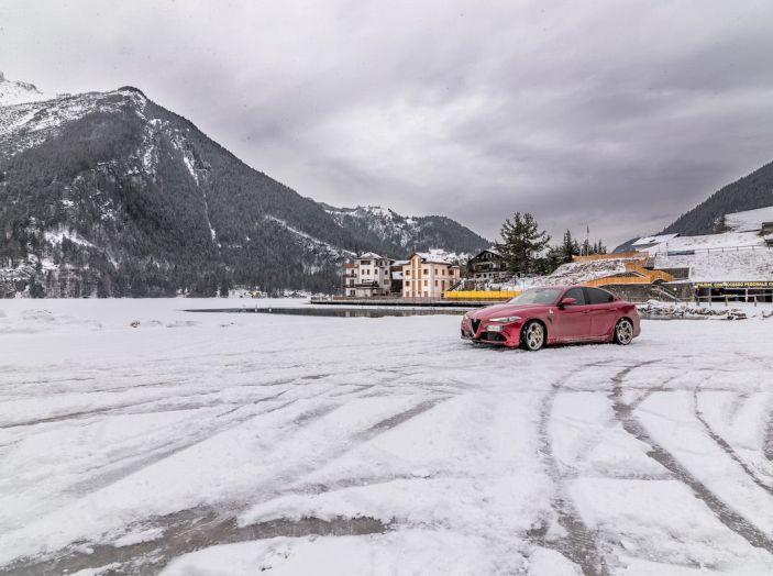 L'Alfa Romeo Giulia Coupé potrebbe vedere la luce nel 2019 - Foto 20 di 48