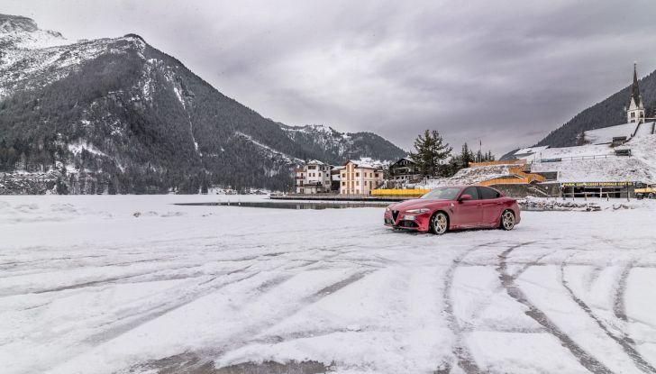 Prova su strada Alfa Romeo Giulia Quadrifoglio, la macchina perfetta! - Foto 20 di 48