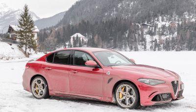 Prova su strada Alfa Romeo Giulia Quadrifoglio, la macchina perfetta!