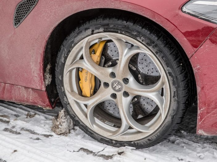 L'Alfa Romeo Giulia Coupé potrebbe vedere la luce nel 2019 - Foto 24 di 48