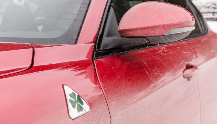 Alfa Romeo Giulia Coupè, 650 cavalli con l'ibrido di derivazione F1 - Foto 27 di 48