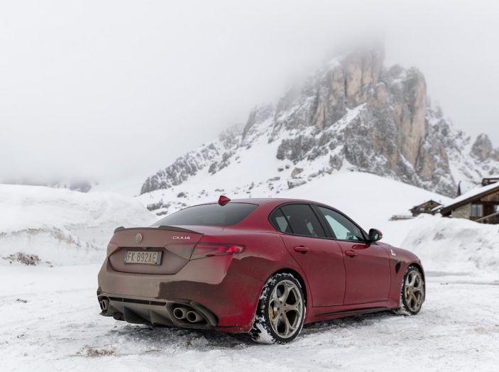 L'Alfa Romeo Giulia Coupé potrebbe vedere la luce nel 2019 - Foto 29 di 48