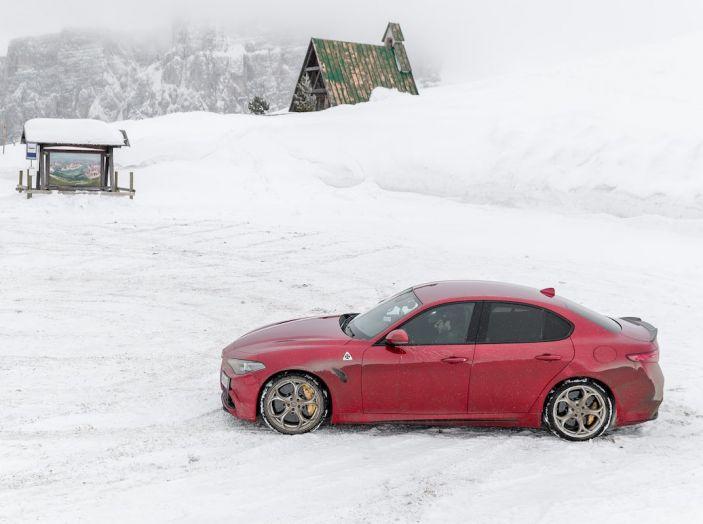 L'Alfa Romeo Giulia Coupé potrebbe vedere la luce nel 2019 - Foto 30 di 48