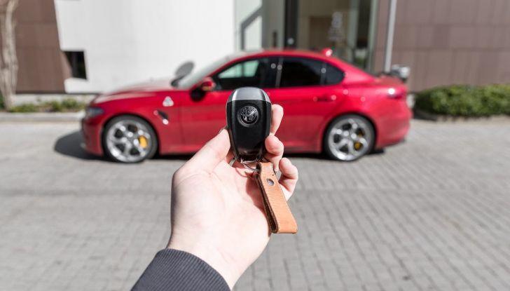 L'Alfa Romeo Giulia Coupé potrebbe vedere la luce nel 2019 - Foto 41 di 48