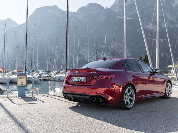 L'Alfa Romeo Giulia Coupé potrebbe vedere la luce nel 2019 - Foto 42 di 48