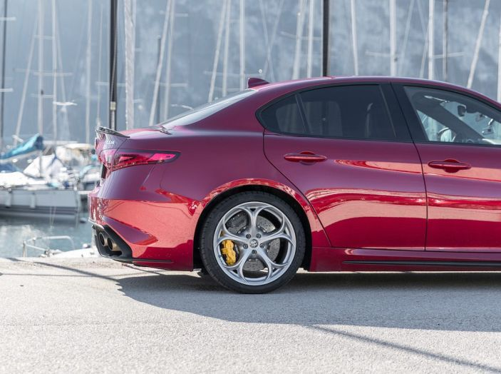 L'Alfa Romeo Giulia Coupé potrebbe vedere la luce nel 2019 - Foto 45 di 48