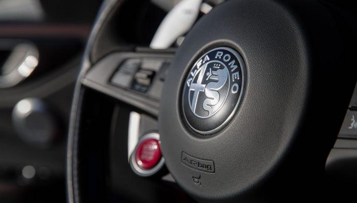 Alfa Romeo Giulia Coupè, 650 cavalli con l'ibrido di derivazione F1 - Foto 12 di 48