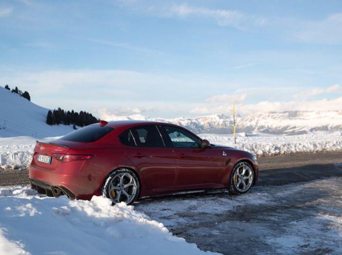 L'Alfa Romeo Giulia Coupé potrebbe vedere la luce nel 2019 - Foto 48 di 48