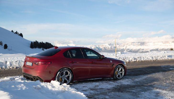 Prova su strada Alfa Romeo Giulia Quadrifoglio, la macchina perfetta! - Foto 48 di 48