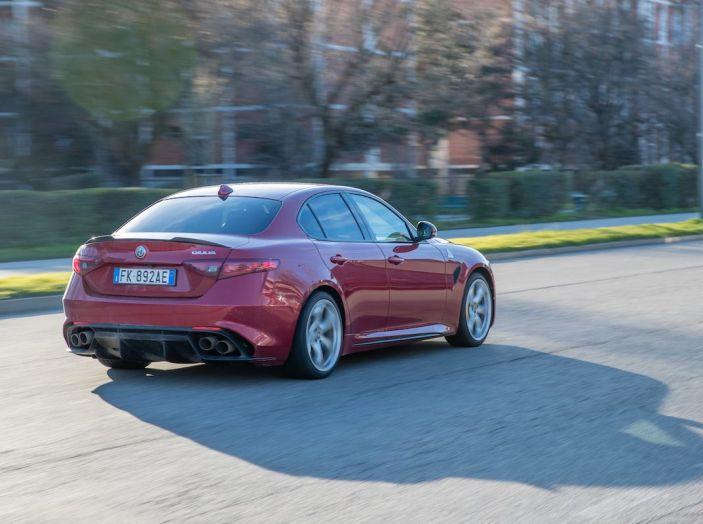L'Alfa Romeo Giulia Coupé potrebbe vedere la luce nel 2019 - Foto 14 di 48