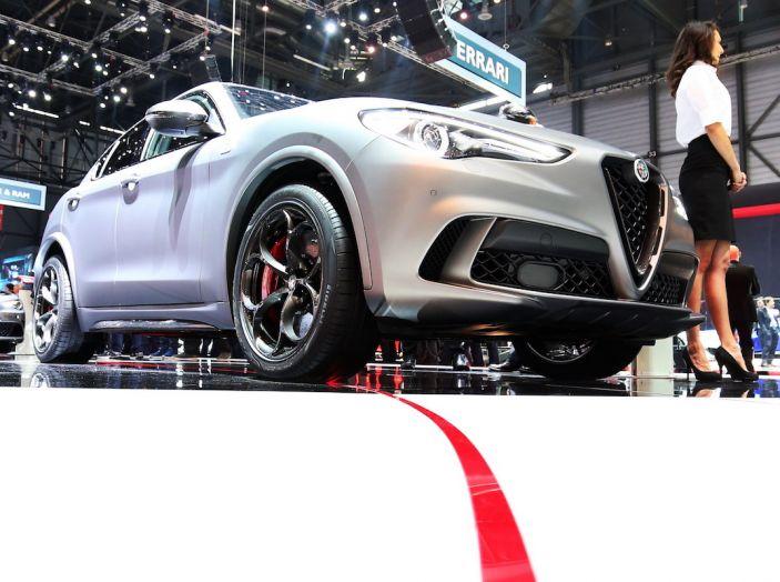 Alfa Romeo Giulia e Stelvio NRING 2018, si festeggia l'Inferno Verde - Foto 3 di 18