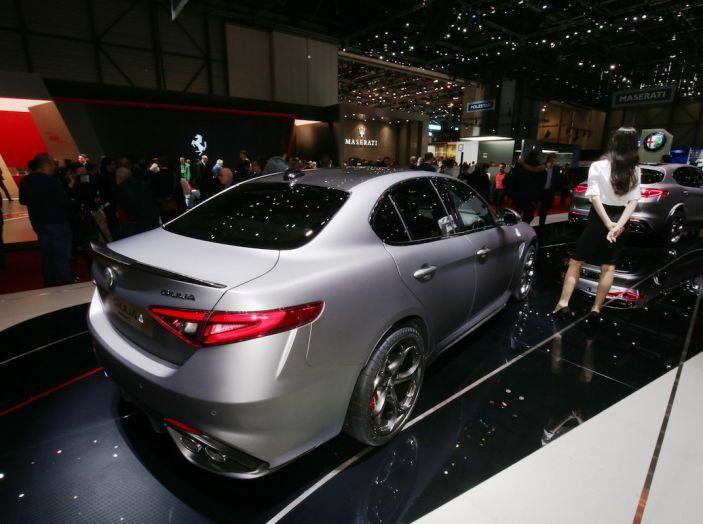 Alfa Romeo Giulia e Stelvio NRING 2018, si festeggia l'Inferno Verde - Foto 17 di 18