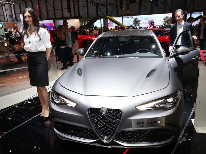 Alfa Romeo Giulia e Stelvio NRING 2018, si festeggia l'Inferno Verde - Foto 18 di 18
