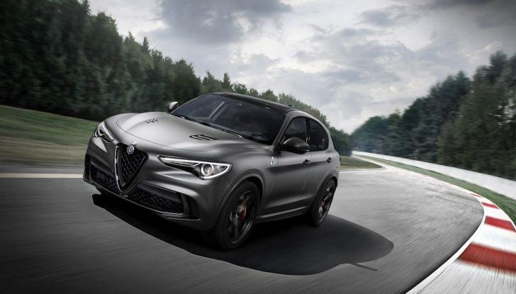 Alfa Romeo Giulia e Stelvio NRING 2018, si festeggia l'Inferno Verde - Foto 5 di 18