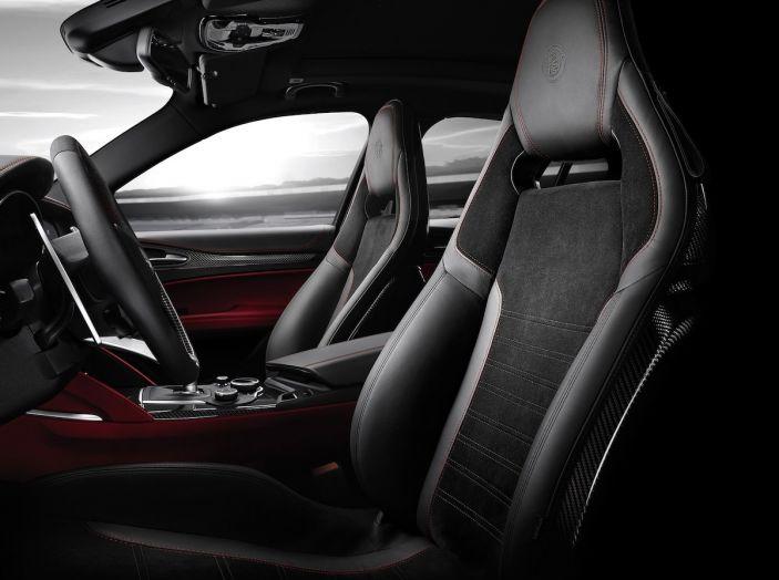 Alfa Romeo Giulia e Stelvio NRING 2018, si festeggia l'Inferno Verde - Foto 6 di 18
