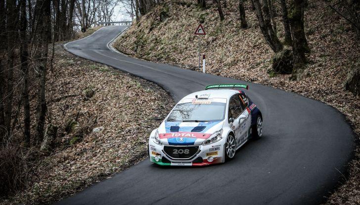 Rally del Ciocco – Alcune curiosità di Peugeot ma non solo - Foto 1 di 3