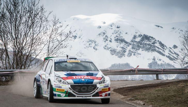 Peugeot vince al Ciocco, prima tappa del CIR2018 - Foto 3 di 4