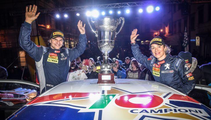 Peugeot vince al Ciocco, prima tappa del CIR2018 - Foto 4 di 4