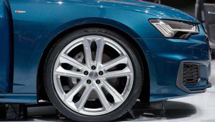 Audi A6 2018 berlina: tecnologia e stile a Quattro Anelli - Foto 12 di 13