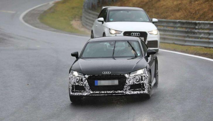 Audi TT Coupè 2018, restyling di metà carriera - Foto 2 di 21