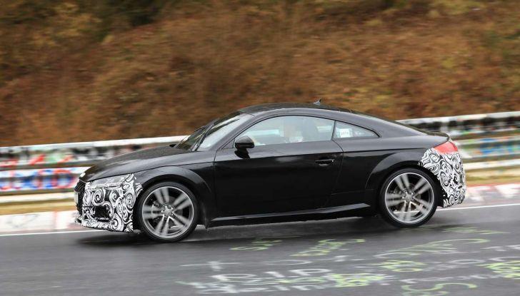Audi TT Coupè 2018, restyling di metà carriera - Foto 6 di 21