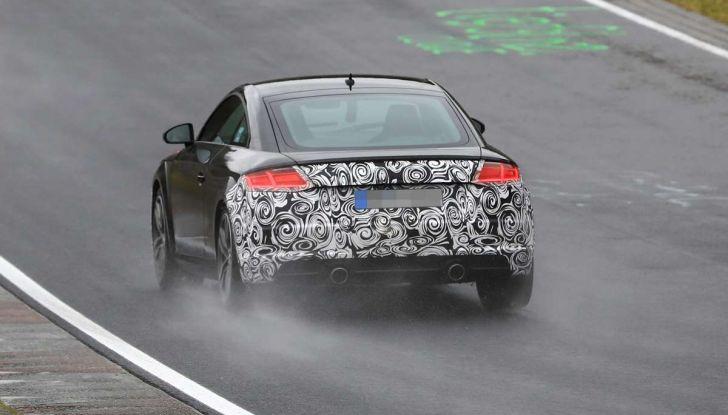 Audi TT Coupè 2018, restyling di metà carriera - Foto 8 di 21