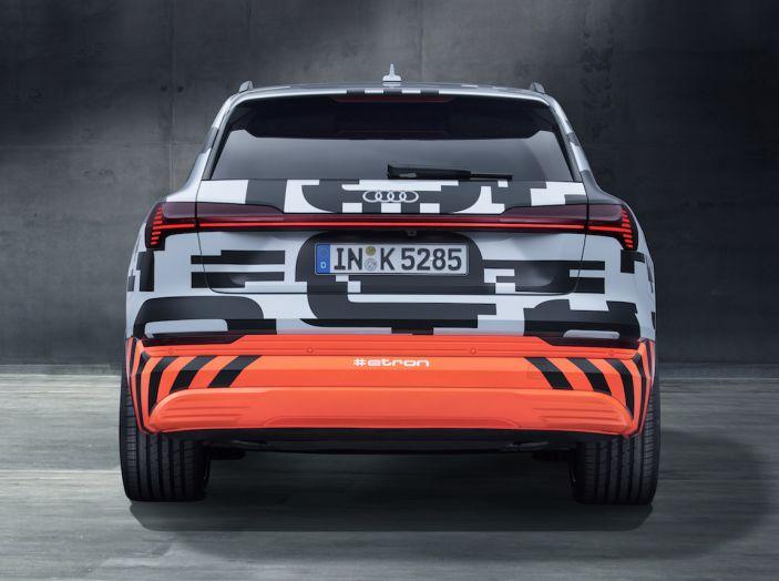 Audi e-tron, il SUV elettrico si prenota online - Foto 6 di 31