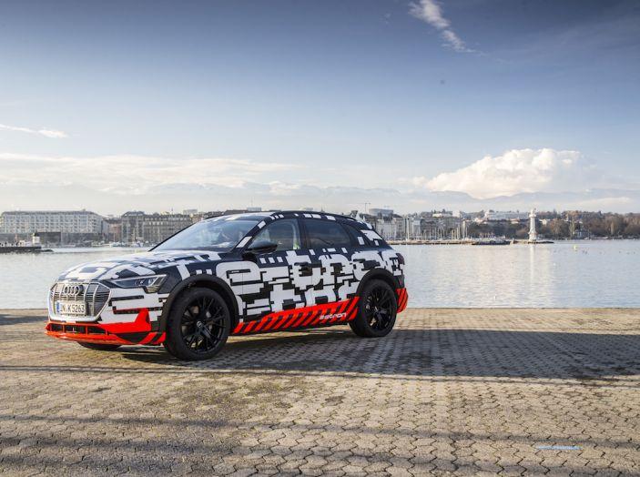 Audi e-tron, il SUV elettrico si prenota online - Foto 3 di 31