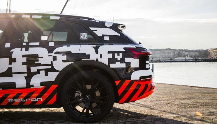 Audi e-tron, il SUV elettrico si prenota online - Foto 20 di 31