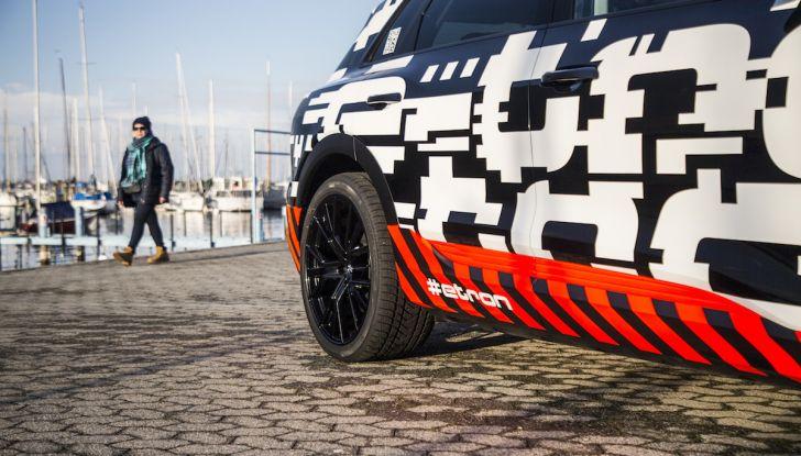 Audi e-tron, il SUV elettrico si prenota online - Foto 22 di 31