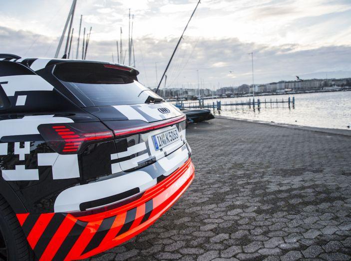 Audi e-tron, il SUV elettrico si prenota online - Foto 19 di 31