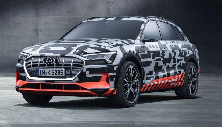 Audi e-tron, il SUV elettrico si prenota online - Foto 7 di 31