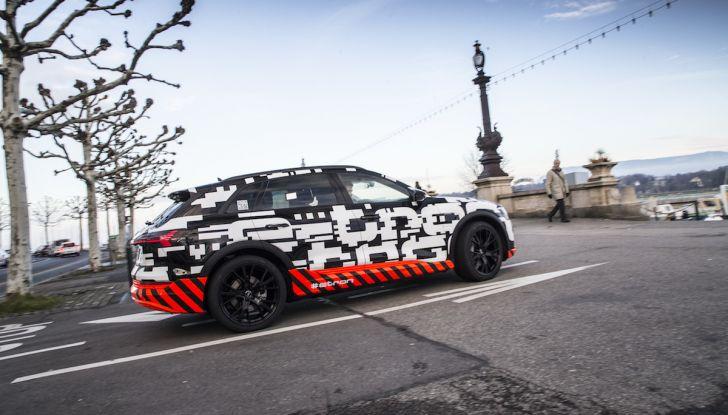 Audi e-tron, il SUV elettrico si prenota online - Foto 24 di 31