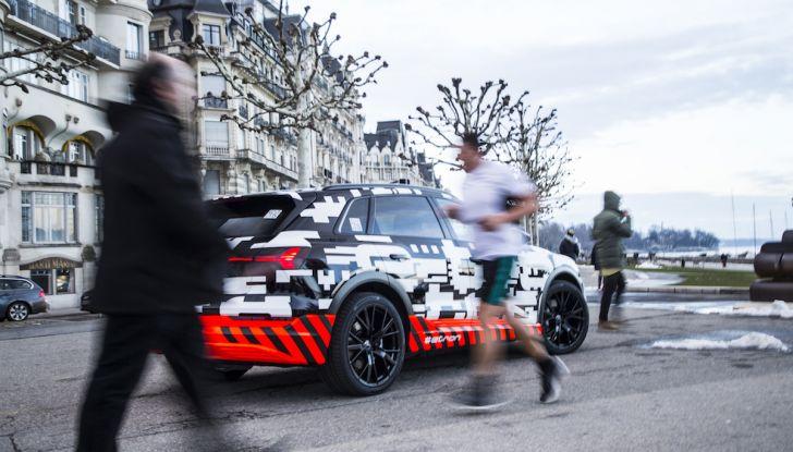 Audi e-tron, il SUV elettrico si prenota online - Foto 26 di 31