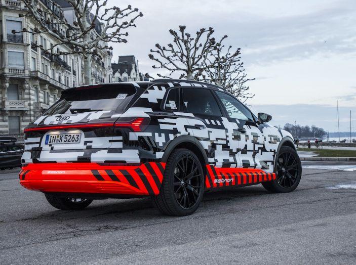 Audi e-tron, il SUV elettrico si prenota online - Foto 27 di 31