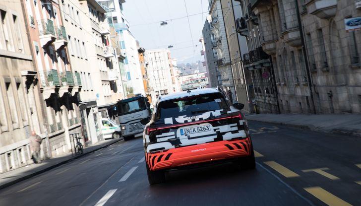 Audi e-tron, il SUV elettrico si prenota online - Foto 30 di 31