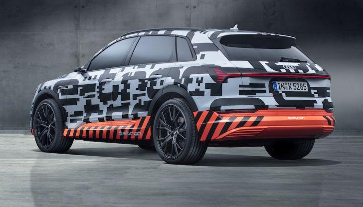 Audi e-tron, il SUV elettrico si prenota online - Foto 9 di 31