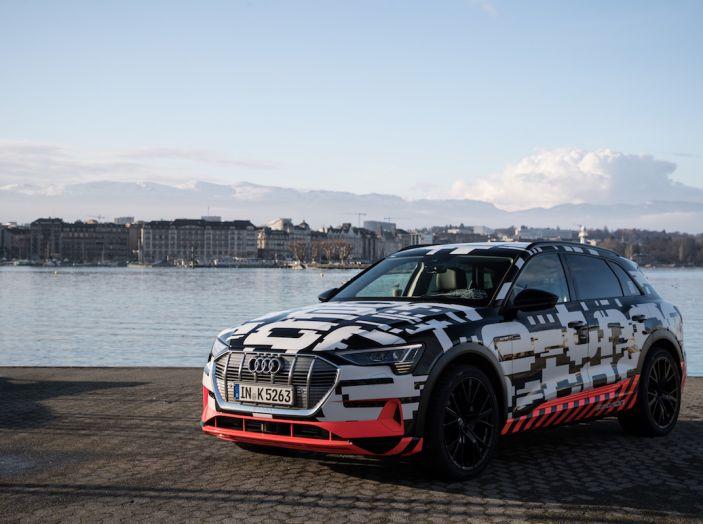 Audi e-tron, il SUV elettrico si prenota online - Foto 8 di 31