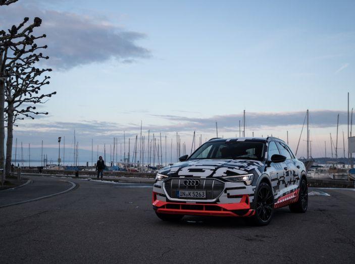 Audi e-tron, il SUV elettrico si prenota online - Foto 31 di 31