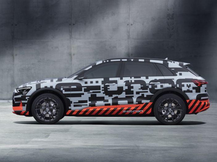 Audi e-tron, il SUV elettrico si prenota online - Foto 11 di 31