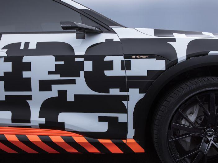 Audi e-tron, il SUV elettrico si prenota online - Foto 12 di 31
