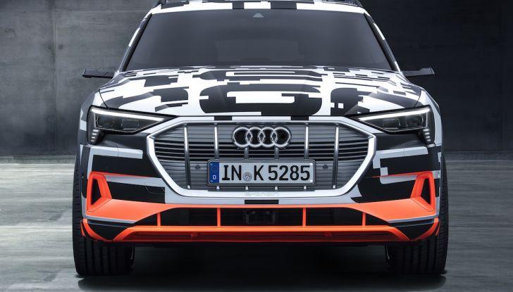 Audi e-tron, il SUV elettrico si prenota online - Foto 13 di 31