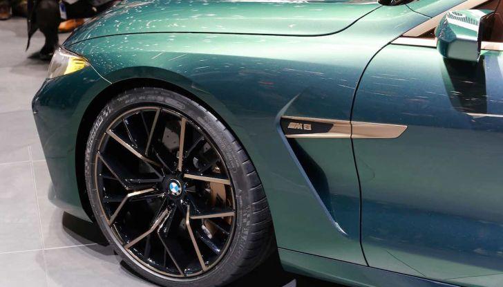 BMW M8 Concept Gran Coupé - Foto 15 di 29